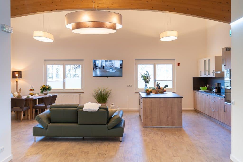 Neue Wohngemeinschaft für Intensivpflege am Tegernsee