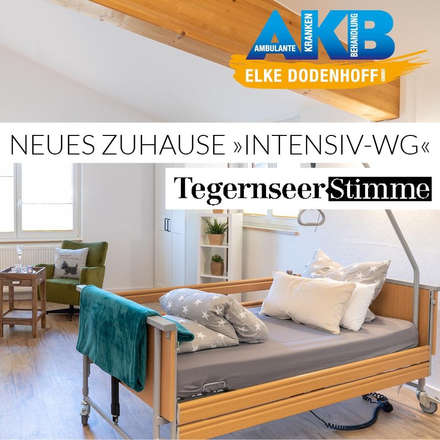 """Neues Zuhause """"Intensiv-WG"""" – die Elke Dodenhoff GmbH geht neue Wege"""